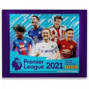 Paket, Panini Football Premier League 2021 Stickers (Klisterbilder)