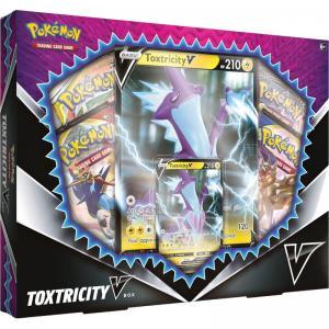 Pokémon, Toxtricity V Box