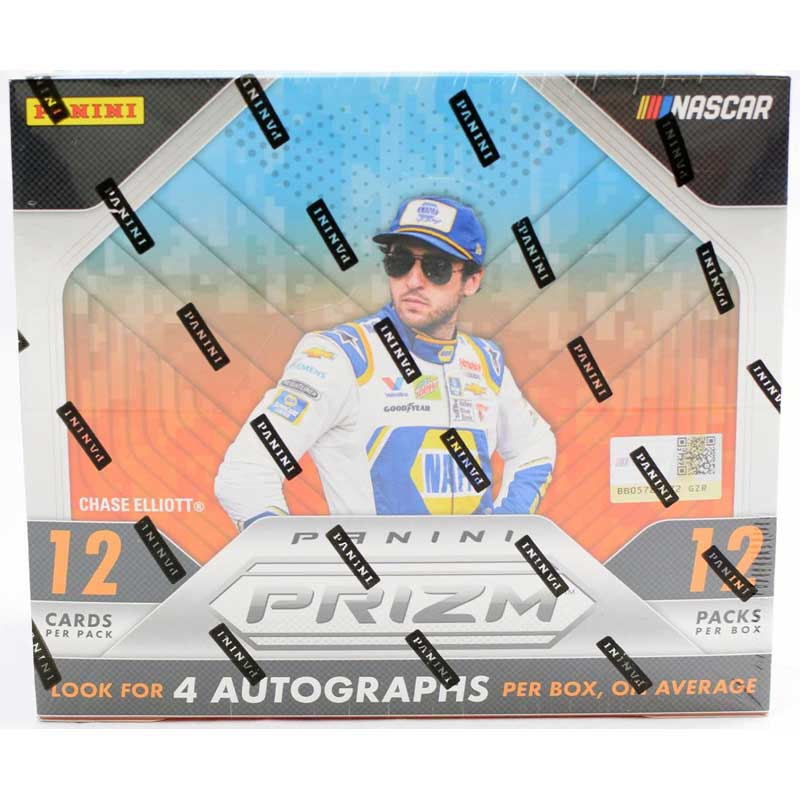 Sealed Box 2019 Panini Prizm Racing Hobby