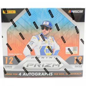 Hel Box 2019 Panini Prizm Racing Hobby