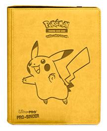 Premium Pro Binder, Pikachu - 9 Pocket