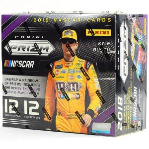Sealed Box 2018 Panini Prizm Racing Hobby (Nascar)