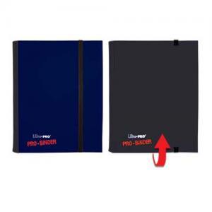 Pro Binder, Flip Blue & Black - 4 Pocket
