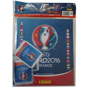 German Edition: Hard Cover Starter, Panini Stickers Euro 2016