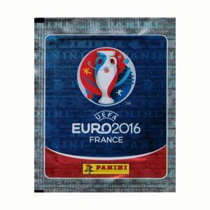 Pack (5 stickers), Panini Stickers Euro 2016
