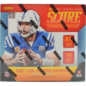 Hel Box 2019 Panini Score Football