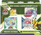 Pokémon, 2014 World Championships Deck, Emerald King Deck