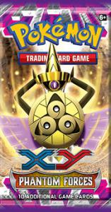 Pokémon, XY Phantom Forces, 1 Booster