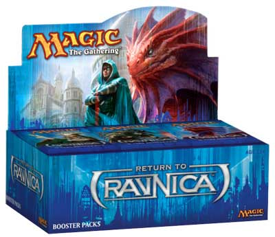 Magic, Return of Ravnica, 1 Display (36 Boosters)