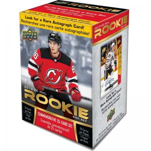 Hel Blaster Box 2019-20 Upper Deck Hockey NHL Rookie Set