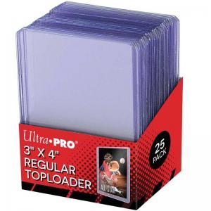 Toploader, regular, 25-pack