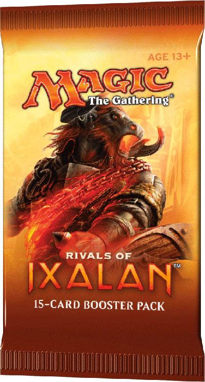 Magic, Rivals of Ixalan, 1 Booster