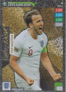 Adrenalyn XL Road to UEFA EURO 2020 #004 Harry Kane (England) - Top Master