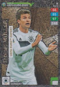 Adrenalyn XL Road to UEFA EURO 2020 #008 Thomas Müller (Germany) - UEFA Euro Expert