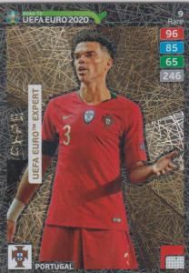 Adrenalyn XL Road to UEFA EURO 2020 #009 Pepe (Portugal) - UEFA Euro Expert