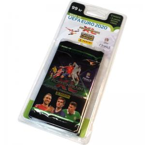 1st Blister-Pack Panini Adrenalyn XL Road to Euro 2020