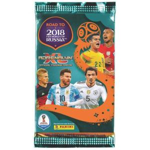 1 Pack, Panini Adrenalyn XL Road to World Cup Russia 2018