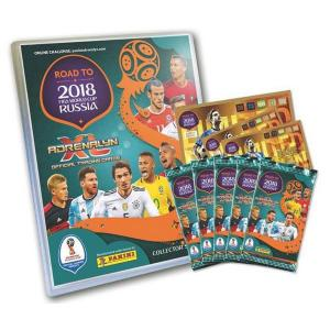 1 Mega Starter Pack, Panini Adrenalyn XL Road to World Cup Russia 2018