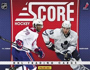 Hel Box 2010-11 Panini Score