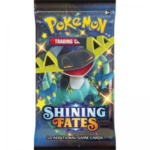 Pokémon, Shining Fates, 1 Booster (Random artwork på boostern)