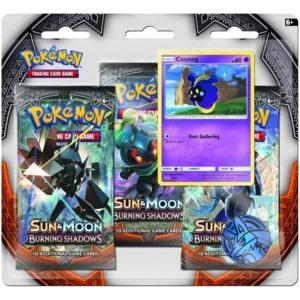 Pokémon, SM Burning Shadows, Trippelblister: Cosmog