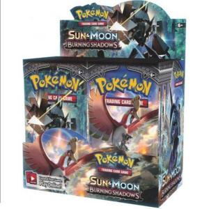 Pokémon, SM Burning Shadows, Display / Booster Box