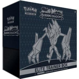 Pokémon, SM Burning Shadows, Elite Trainer Box