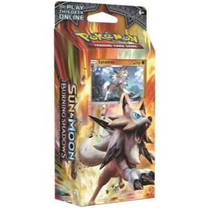 Pokémon, SM Burning Shadows, Theme Deck: Lycanroc