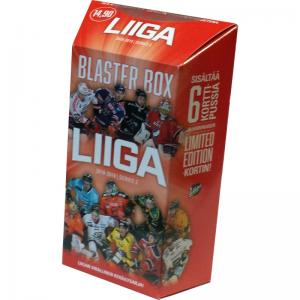 Hel Blaster Box 2018-19 Finska Liiga s.2 Platinum Edition