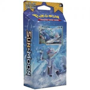 Pokémon, Sun & Moon, Theme Deck: Bright Tide, Primarina