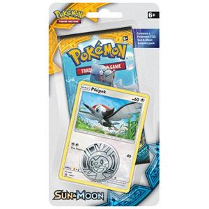 Pokémon, Sun & Moon, 1 Checklane Blister Pack: Pikipek