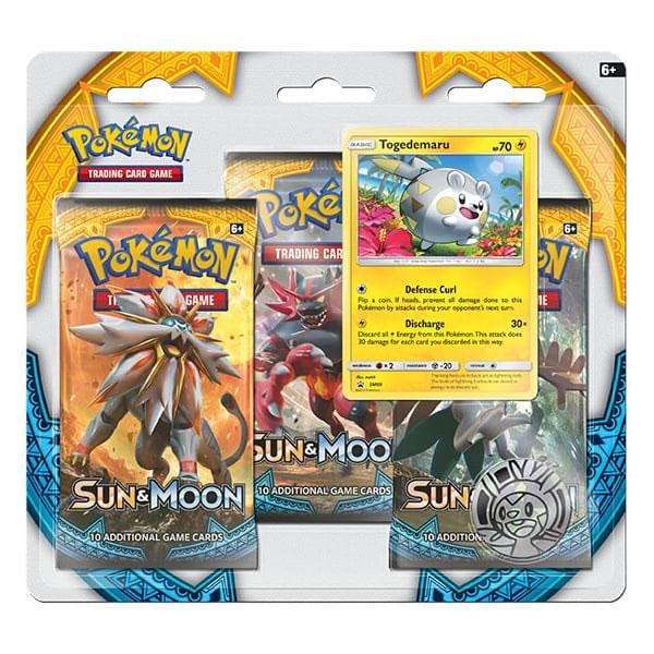 Pokémon, Sun & Moon, Trippelblister: Togedemaru