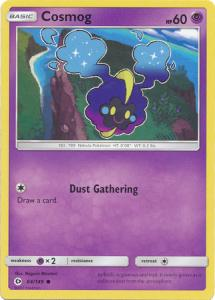 Sun & Moon (Base Set), Cosmog - 64/149 - Common