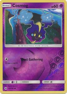 Sun & Moon (Base Set), Cosmog - 64/149 - Common Reverse Holo