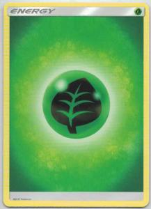 Sun & Moon (Base Set), Grass Energy 2017