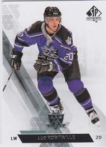 Luc Robitaille 2013-14 SP Authentic #42