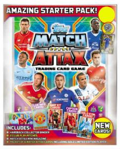 Starter Match Attax 2015-16 Premier League