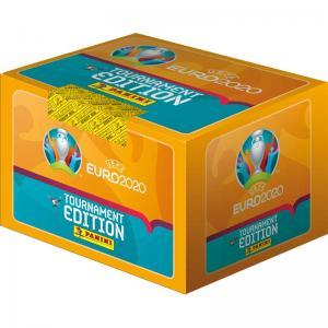 Box (100 Paket), Panini Stickers Euro 2020 TOURNAMENT EDITION (2021)