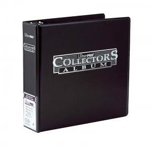 3 Ring binder, Black Collectors