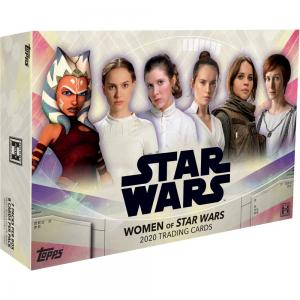 2020 Women of Star Wars - Hobby Box