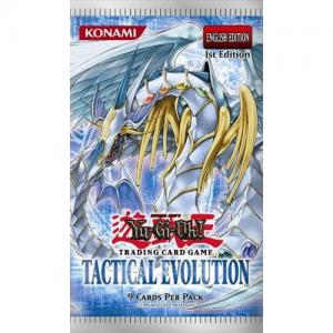 Yu-Gi-Oh, Tactical Evolution, 1 Booster (1st Ed)