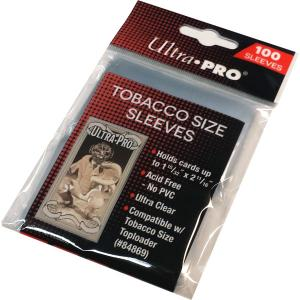 Tobacco Size Sleeves - 100ct