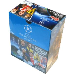 Stickers, Topps Champions League 2016-17 -Box