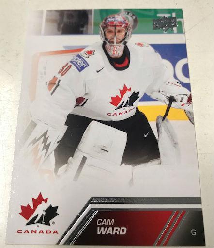 2013 Upper Deck Team Canada Hockey Set