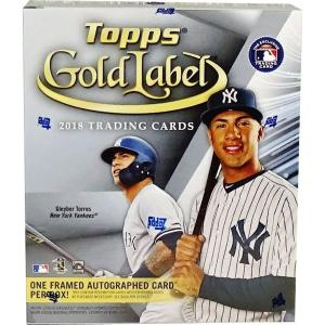 Hel Box 2018 Topps Gold Label Baseball