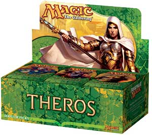 Magic, Theros, 1 Display (36 Boosters)