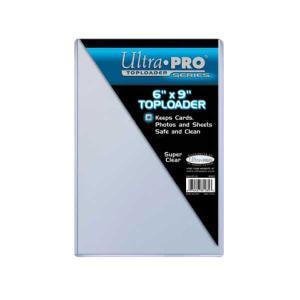 Toploader, 6 x 9 tum (ca 152.4 mm x 228.6 mm), 1st