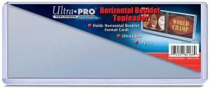 Toploader, Horizontal Booklet (10st)