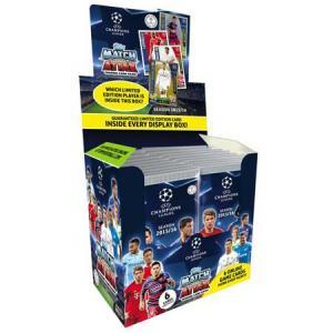 1 Full Box Topps MA Champions League 2015-16