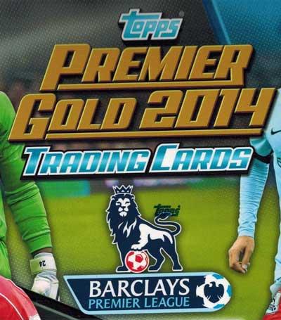 1 Pack 2014-15 Topps Premier Gold
